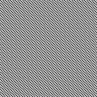 Dot abstract background isolated on white. vector