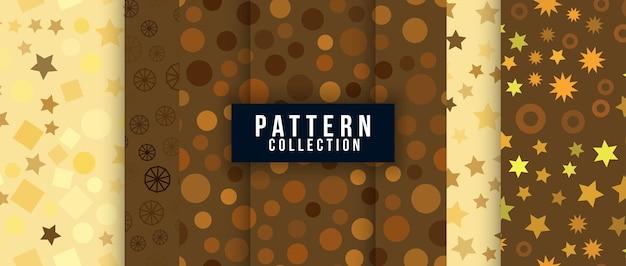 도트 원활한 패턴