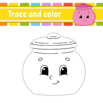 도트 투 도트 게임. 선을 그리다. 어린 이용. 활동 워크 시트. 색칠 놀이 책.