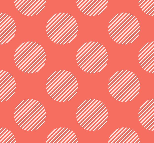 도트 패턴입니다. 추상적인 기하학적 배경입니다. 고급스럽고 우아한 스타일의 일러스트레이션
