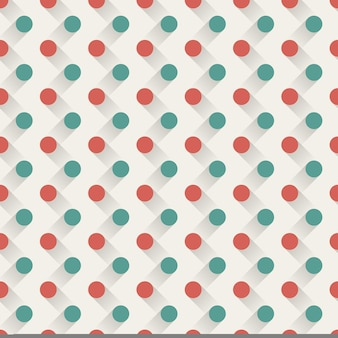 Dots pattern, abstract geometrical background. creative and elegant style illustration