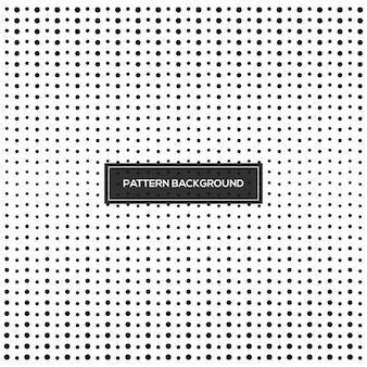 シンプルな点線のパターン背景