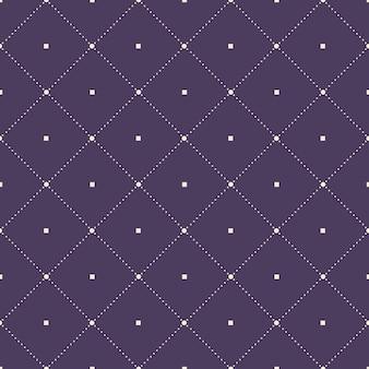 도트 패턴입니다. 기하학적 간단한 배경입니다. 고급스럽고 우아한 스타일의 일러스트레이션
