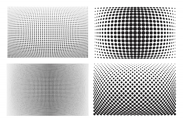 Dotted backgrounds design