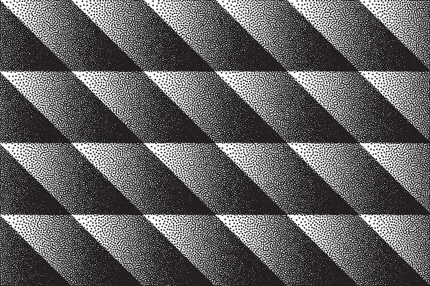 Dotwork шаблон абстрактный фон вектор