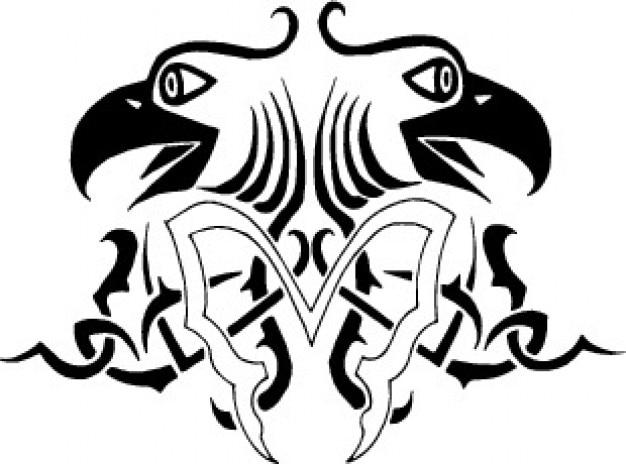Doubleheaded состав eagle