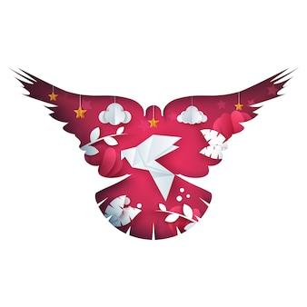 Иллюстрация dove