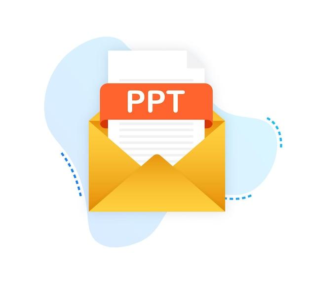 Ppt 버튼 다운로드 문서 개념 다운로드