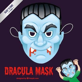 Dracula mask