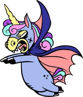 Dracula unicorn