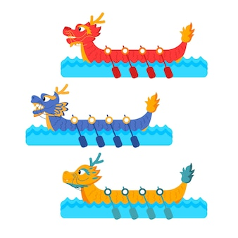 ドラゴンボートパック
