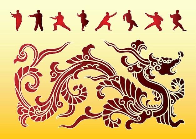 Dragon kung fu