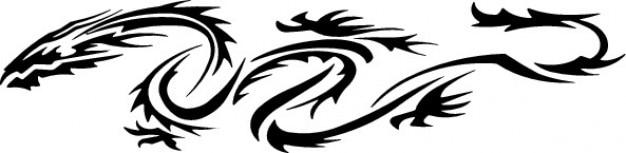 龍蛇のアートワーク