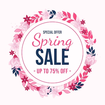 Drawing of spring sale