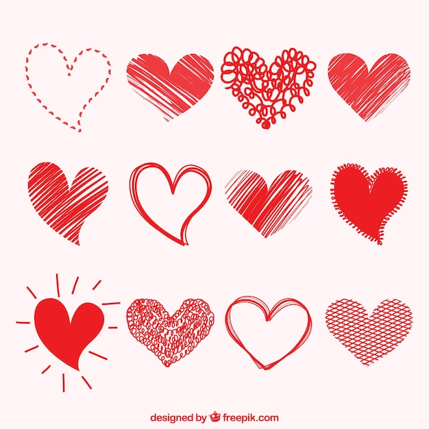 heart vectors photos and psd files free download rh freepik com vector hearts free vector hearts free download