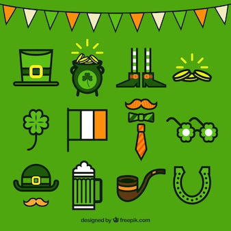Drawings of st. patrick's day