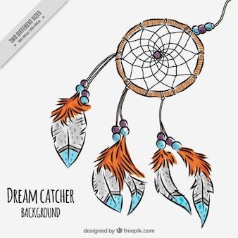 Симпатичный dreamcatcher