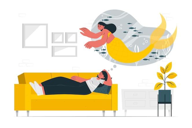 dreamerconcept illustration