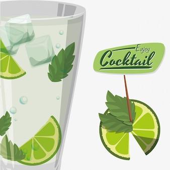 Drink icon design