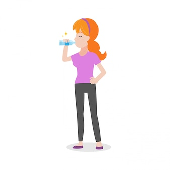 Drink more water heatstroke medical heath care