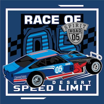 Drive the fastest car in town