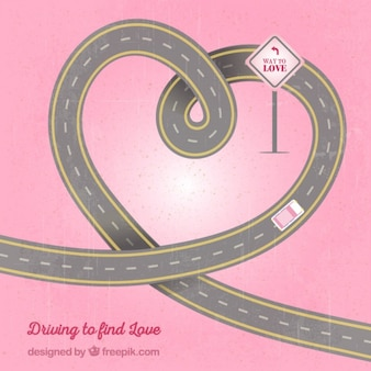 Driving to find love
