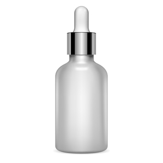 Dropper serum bottle