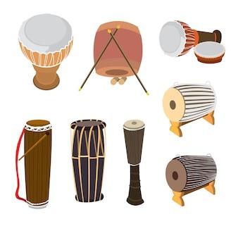 Drum musical instrument Thailand