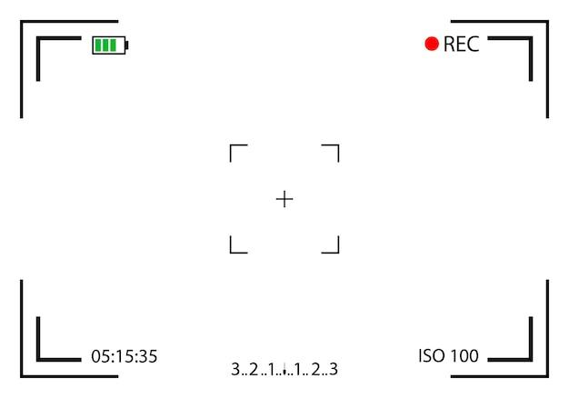Видоискатель камеры, без зеркала, dslr.