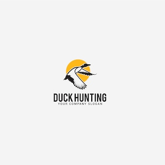 Duck hunt logo