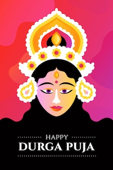 Durga-puja event celebration