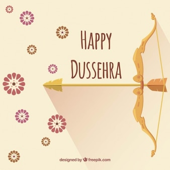 Dussehra background arrow and bow