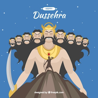 Dussehra background