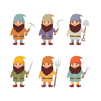 Dwarf vector collection