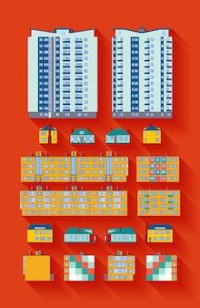 Dwelling buildings