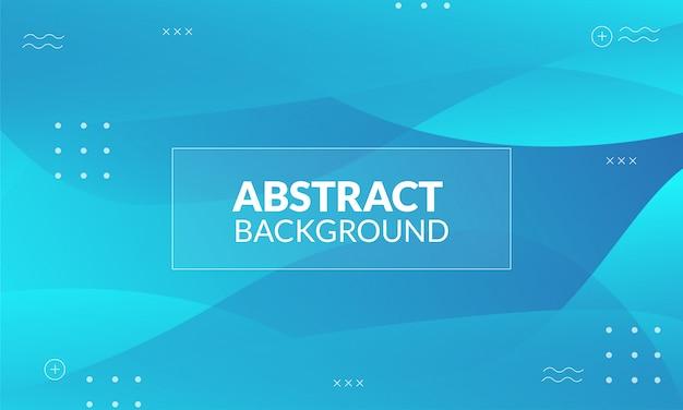 Dyanamic liquid modern abstract backround