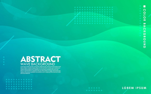 Dynamic abstract geometric tosca background