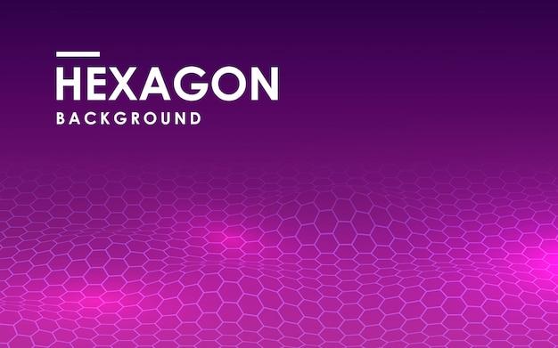 Динамический абстрактный фиолетовый градиент фона