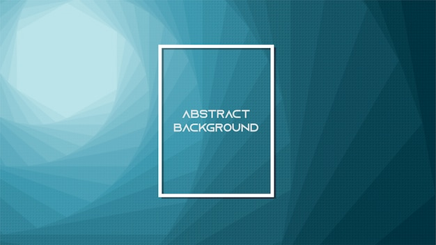Dynamic modern abstract background