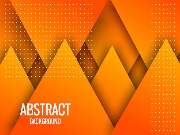 Dynamic orange textured background