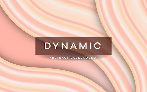 Dynamic overlap background on pastel colors
