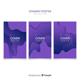 Dynamic poster collection
