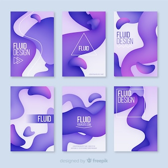Dynamic shapes poster pack