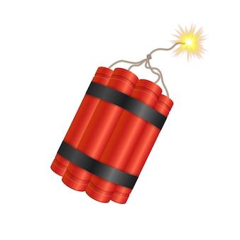 다이나마이트 폭탄 스틱