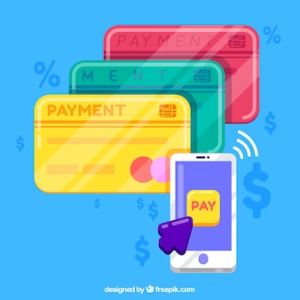 E-commerce, mobile and cards