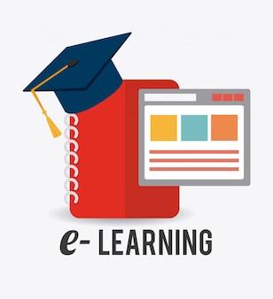 E- learning design.