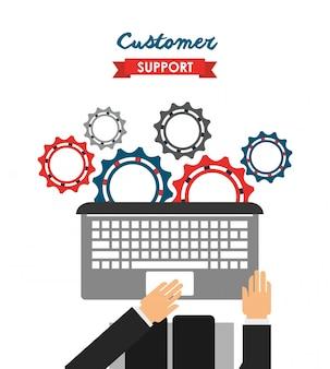 E-mail маркетинг иллюстрация