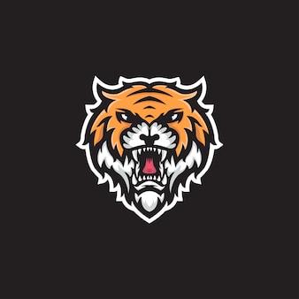 タイガーeスポーツのロゴ