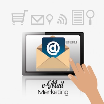 Eメールマーケティングデザイン