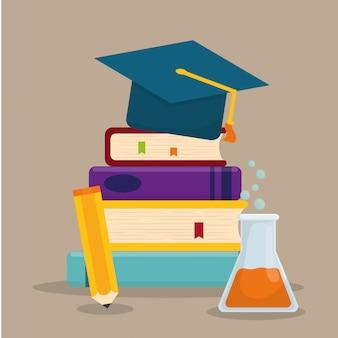 教育とeラーニングのアイコン
